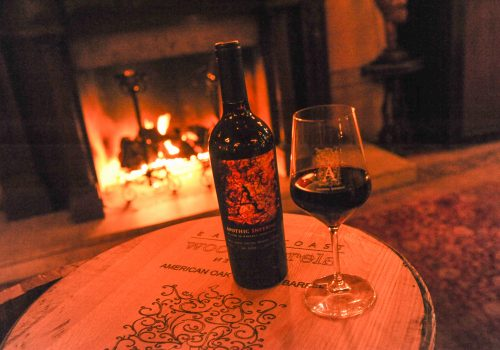 Apothic Releases New Red Blend Aged in Whiskey Barrels